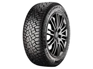 Continental IceContact 2 225/55 R18 102T XL (шип)